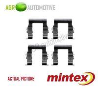 MINTEX FRONT BRAKE PADS ACCESORY KIT SHIMS GENUINE OE QUALITY - MBA1194