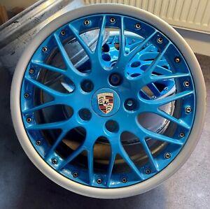 Porsche Sport Classic 11 BBS Split Rim Alloy Wheels X4