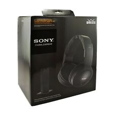 New Sony MDR-RF985RK Wireless Stereo RF Cordless 900Mhz FM Headphones