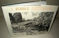 A Ribble Sketchbook - Awainwright - Hardback with DJ, 1980
