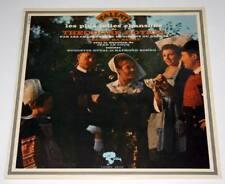 Disque vinyl LP 33 tours THEODORE BOTREL Plus jolies Chansons BRETAGNE EX