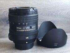 Nikon lens | AF-S Nikkor 24-85mm f/3.5-4.5G ED VR lens in very good condition.