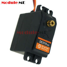 Digital Servo Metal Gear DS3115 15KG 4.8-7.2V for 1/8 1/10 RC Car
