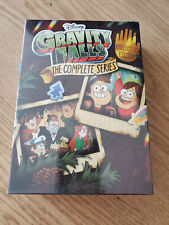 Gravity Falls The Complete Series ( DVD, 7-Disc, 2018) Region 1 R1 Sealed + New