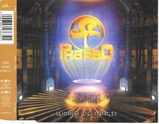 PHARAO - World of magic CDM 4TR Eurodance 1995 (Dance Pool) Germany