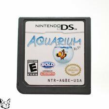 Aquarium by DS - Nintendo DS DSi DS Lite Fish Game AUTHENTIC! US SELLER! 2008