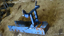 Kubota B8200 front chassis rail/ engine mount/ axle mount/ frame for compact