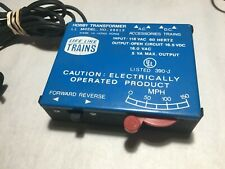 Vintage Life-Like HO Scale Electric Train Transformer Model # 8615 -Tested Great