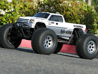 HPI RACING SAVAGE X 4.6 REVERSE 7124 GT GIGANTE TRUCK BODY - GENUINE NEW PART!