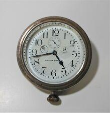 Antique WALTHAM WATCH CO. Maritime Chronometer