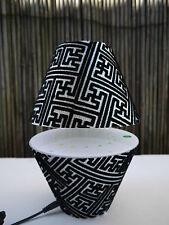 Magnetic Rotating and Floating Levitation leds Decoration Table Desk Lamp Black