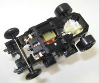 Tyco Slot Car -2.6 OHM SUPER FAST NHRA POLYMER DRAG CHASSIS-8/20 Gears/Tomy,BSRT