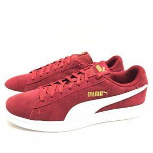 Size UK 9.5 - PUMA Smash Red