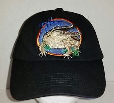 *NWT Guy Harvey Embossed Youth Baseball Cap Cotton Black One Size Fits Most S-M