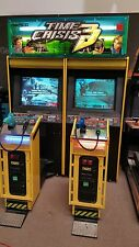 Time Crisis 3 Head to Head Video Arcade Shooting Game, Atlanta