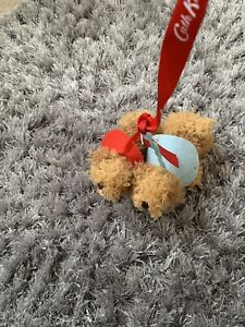 New Cath Kidston Stanley Dog Christmas Decorations Baubles Vintage Kitsch