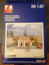 Jouer HO maquette Eglise immeuble maison décor Lima L600989 OK Faller