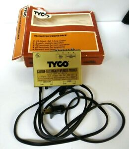 Vintage  TYCO HO 1 AMP 899V Electric Power Pack NOS