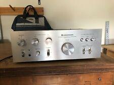 New listing Kenwood Ka-3500 Integrated Amplifier