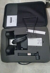 Saunders Hometrac Deluxe Cervical Neck Traction  w/Carrying Case Excellent