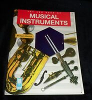 The ABC Book of Musical Instruments by Michael Atherton | B/New PB, 1994
