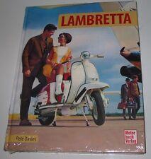Bildband Lambretta Motorroller Pete Davies NEU!