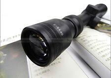 3-9x40 Mil Dot Air Rifle Optics Sniper Hunting Rifle Scope Sight Free 20mm Mount