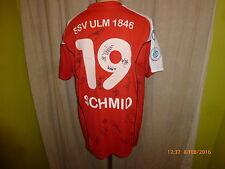 SSV Ulm 1846 uhlsport Matchworn Trikot 08/09 + Nr.19 Schmid + Handsigniert Gr.XL