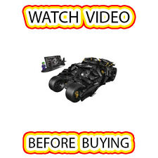 Lego The Tumbler Set [itm3] 76023 Super Heroes / The Dark Knight Trilogy