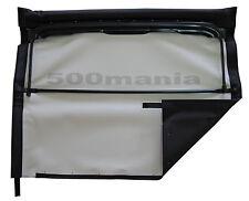 CAPPOTTINA (TETTUCCIO) FIAT 500 F/L/R TIPO ORIGINALE COMPLETO DI TELAIO