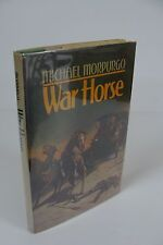War Horse by Michael Morpurgo 1st/1st 1982 Greenwillow Hardcover - RARE