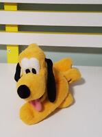 PLUTO DOG DISNEY PLUSH TOY SOFT TOY DISNEY PARKS TOY! 26CM LONG!
