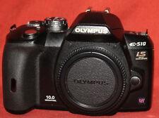 Olympus E-510 Digital SLR Camera + extras