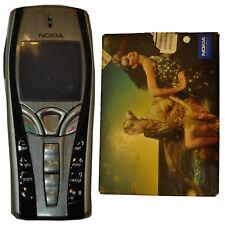 New Nokia 7250I 4MB Grey Factory Unlocked 2G GSM Simfree Life