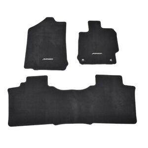 NEW GENUINE TOYOTA AURION GSV50 BLACK CARPET FLOOR MATS SET 2/2012 ON CLEARANCE