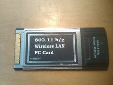 Pcmcia Wireless 802.11 B / G Laptop Card | Model Ppd-Ar5Bcb-00031