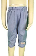 Jacadi Fille Léopard Lavande / Sky Court Carreaux Pantalon Taille 2 Ans Nwt 36$