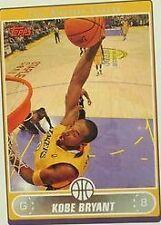 2006 Topps Kobe Bryant #8 Basketball Card