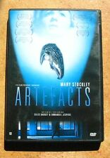 DVD ARTEFACTS - Mary STOCKLEY / Felix SCOTT - DAOUST / JESPERS