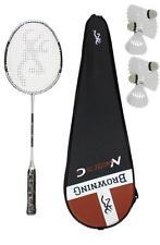 Browning Nanotec CTi 75 Racchetta Badminton + 6 Volani Carlton