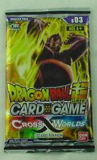 BanDai Dragonball Super Card Game Cross Worlds Booster Pack BANDBBO7412-S