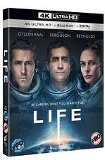Life (4K Ultra HD + Blu-ray + Digital Download) [UHD]