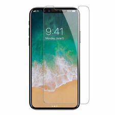 100% Genuine Tempered Glass Screen Protector Protection For Apple iPhone X