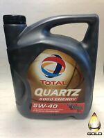 5W 40 Total Quartz 9000 Energy 5 Liter Motor?l Porsche 5w-40