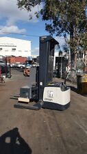 CROWN SHR5540 WALKIE REACH STACKER 5.4M LIFT $21999+GST Negotiable Sydney Stock