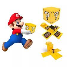 Nintendo Switch Super Mario Question Mark Block game cartridge Case