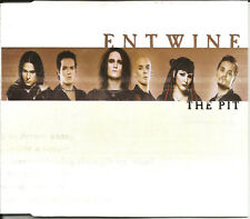 ENTWINE The Pit w/ UNRELEASED Tears are Europe CD single SEALED USA  Seller