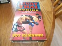 MUAY THAI BOXING VOL. 4 VHS