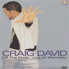 Craig David: Off The HooK- Live at Wembley (DVD), Like new, free postage