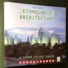RENZO PIANO A.Bensa ETHNOLOGIE & ARCHITECTURE Nouvelle-Calédonie RARE